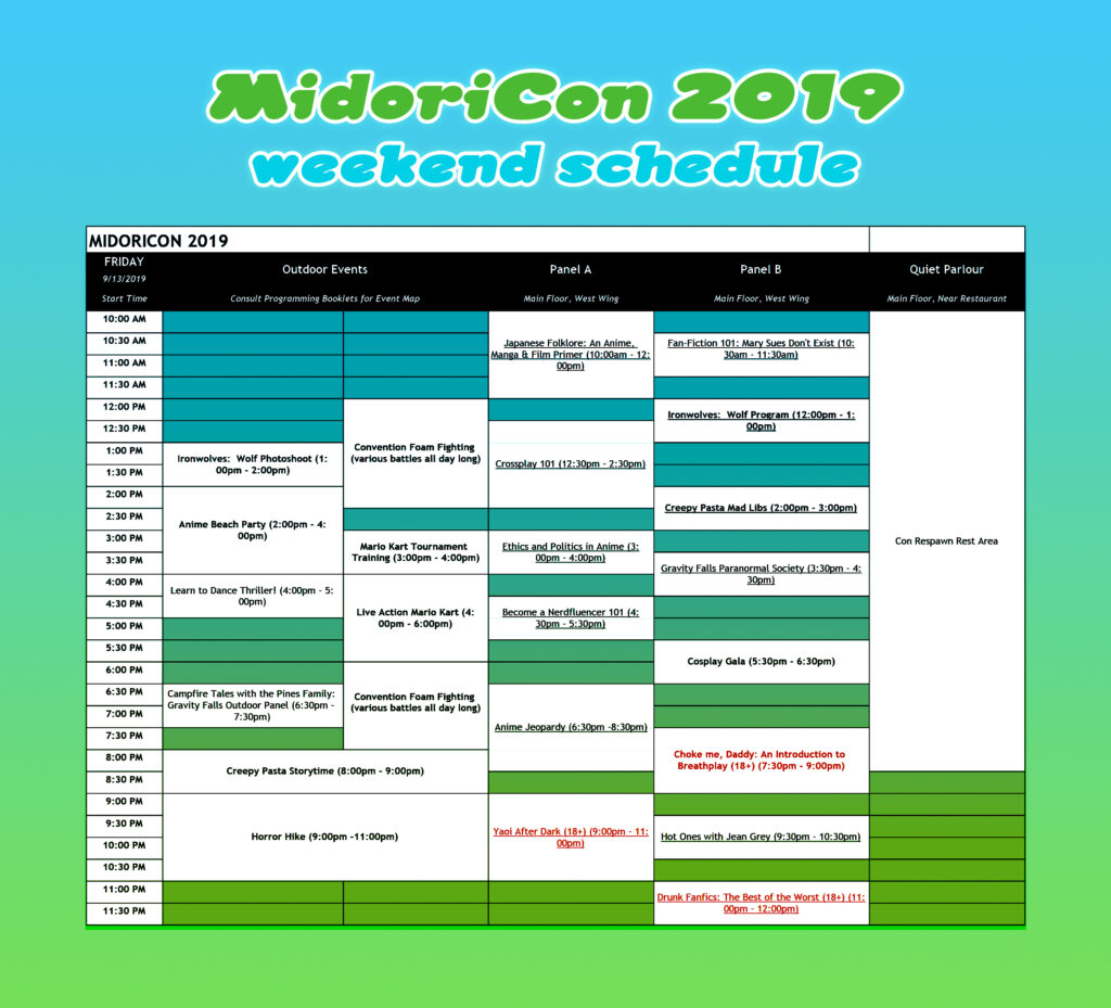 MidoriCon-2019-Schedule-Friday